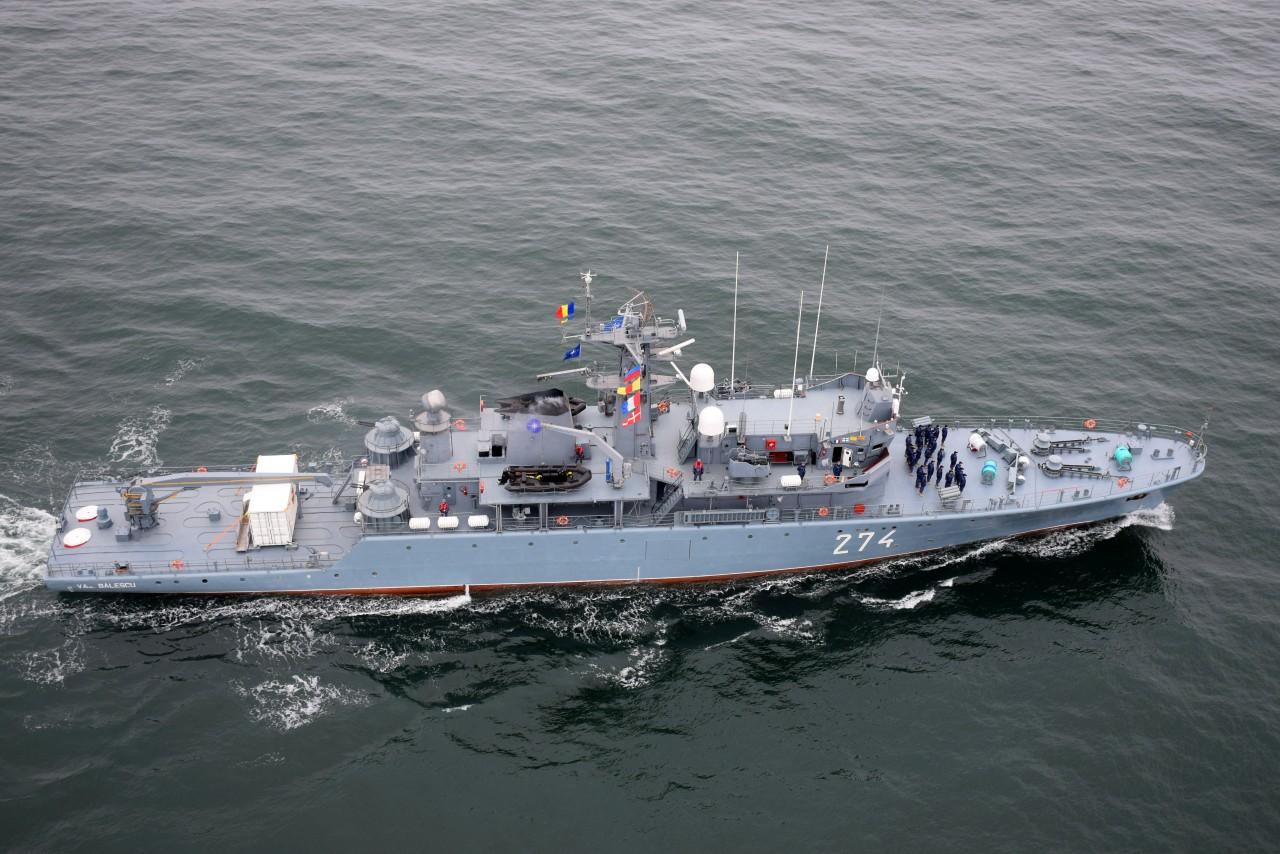 Forțele Navale Române